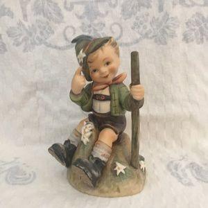Hummel figurine The Mountaineer